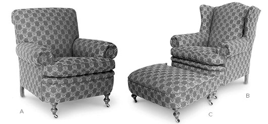 Classic Chairs - Deakin