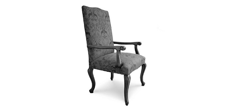 Dining Chairs - French Provincial Carver
